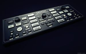 3D DENON DN HC1000S by 3DEricDesign