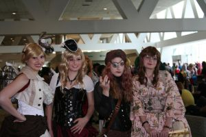 Steampunk... by Witch-Hunter-87