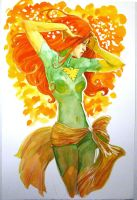 Jean Grey by ryuloulou