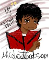 Thrill MJ by MonMJ