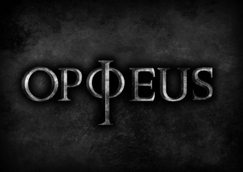 Orpheus Typography by WhiteSlate