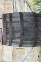 Old Barrel by churra-stock