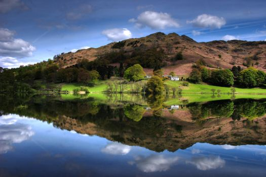 Loughrigg by scotto