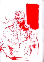 MGS:SNAKE by cooler1985
