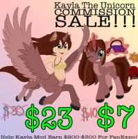 MLP Commission Sale! by Pokemon-Chick-1