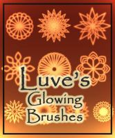 GlowingBrushes by Luvelia