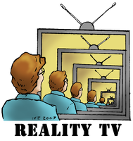 Reality TV Redux by woohooligan