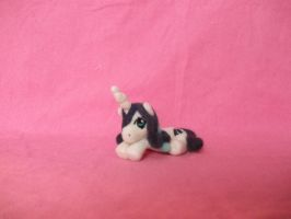Needle Felted Glory by imaginaryfriends2012
