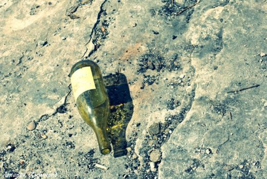 Just a Bottle by TheAntiPhoto