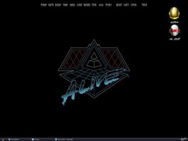Alive Desktop by Pavu1on