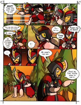 Mission 7: Of Knights and Pawns - Page 47 by Galactic-Rainbow