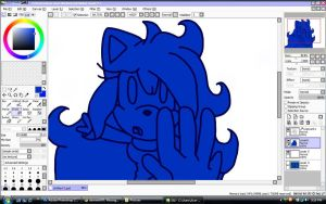 Wip once again xD by lilliganto