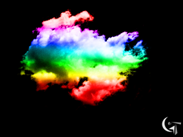 Color Cloud by GENAYNAY