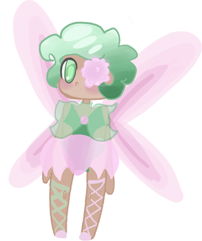 Fairy ADOPT OPEN!(DEBATABLE PRICE, 5/10 POINTS) by HeyItsButterfly