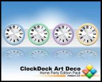 ClockDock HomeParty by weboso