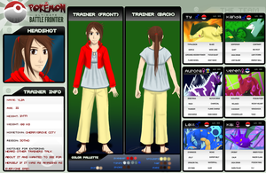 UBF Trainer Application - Ylia by Koto-wari