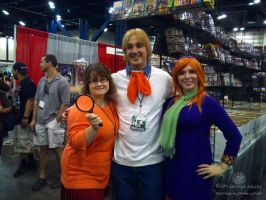 Comicpalooza Scooby Doo by Imperius-Rex