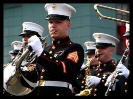 Marine Band by MauserGirl