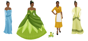 Tiana... by FalseDisposition