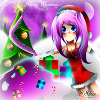 AT: Christmas 2011 by SapphireShine