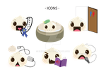Xiao Bao Icons Design by eLiHotarU