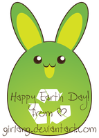 Happy Earth Day by girlANG