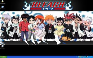Bleach Desktop by ennostiel
