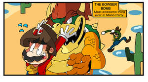 The Bowser Bomb by TooExcitedInBed