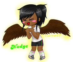 MR Nudge chibi by Ch4rm3d