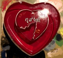 Heart of Nutball - Still Life by meMilly