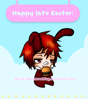 .+HappyLateEaster from Enma+. by tobi2moodring