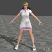 DOA5U Helena Sports by zareef