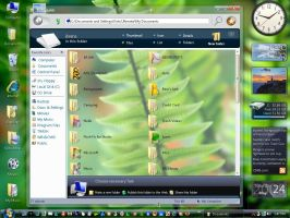 Vista Shell32 for XPSP3 by DopeySneezy