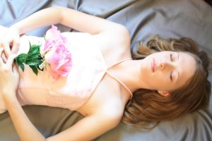 Sleeping Beauty by kelrosoboda