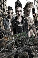SUPERFREAK POSTER by Gradenve