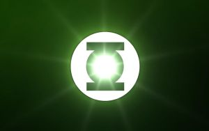 Green Lantern's Light by djeec