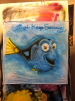 Finding Nemo Dory by EnchantedSteel