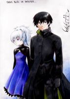 darker than black by WGGcomic