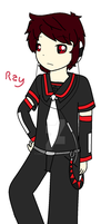 Vocaloidoc: Ray by lucila-88