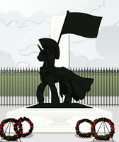 Tomb of The Unknown Soldier by anarchemitis
