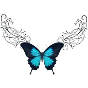 art tattoo galleries butterfly lower back tattoo designs for girls picture. Black Bedroom Furniture Sets. Home Design Ideas