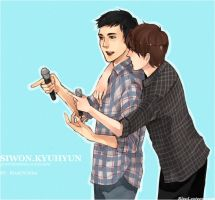 WONKYU : Hold by rixal
