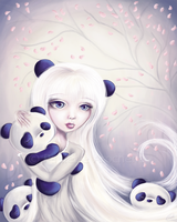 Panda: Protection Series by parochena