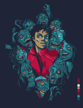 Thriller by guideki