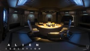 Alien Isolation 02 by PeriodsofLife