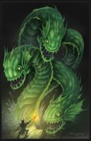 Hydra by BrentonWright