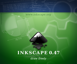 Inkscape 0.47 About Screen by jbopen