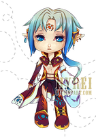 Adoptable Auction : Male Elf 1 [CLOSED] by HyRei