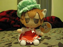 My Chen Plushie by jay421501