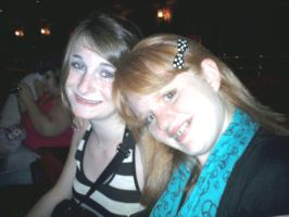 Amy And I Average Glamberts by MicahArt26